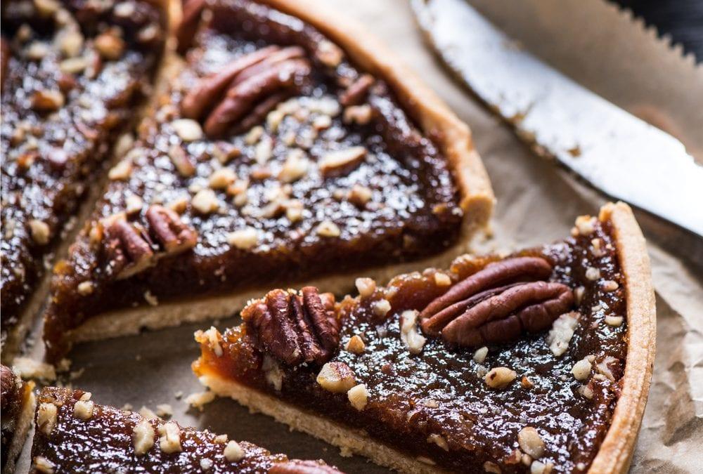 Healthy pecan pie recipe