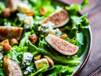 Interesting salad and dressing ideas