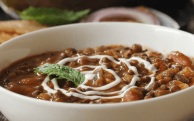Ash Persian bean soup