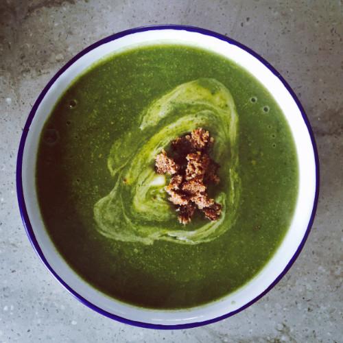 Green Goddess Soup